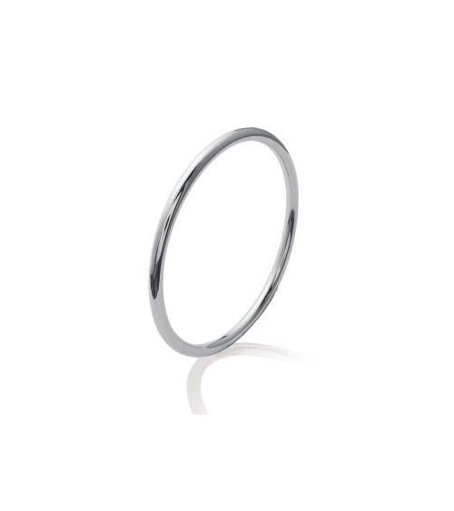 Bracelet jonc en acier (62mm)