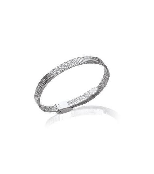 Bracelet en acier en longueur 21 cm