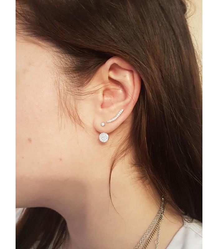 """Boucles d'oreilles """"contour d'oreilles"""""""